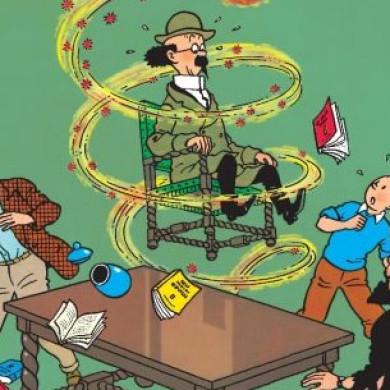 Nová dobrodružství oslavence Tintina aneb Sedm křišťálových koulí