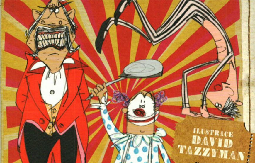 William Sutcliffe – Cirkus zlodějů a tombola zkázy