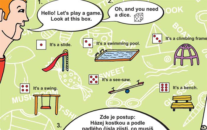Angličtina Wattsenglish – dětské hřiště