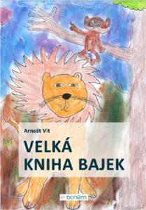 arnost_vit_velka_kniha_bajek_obal