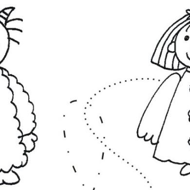Čertík a andílek – cesta k dárku