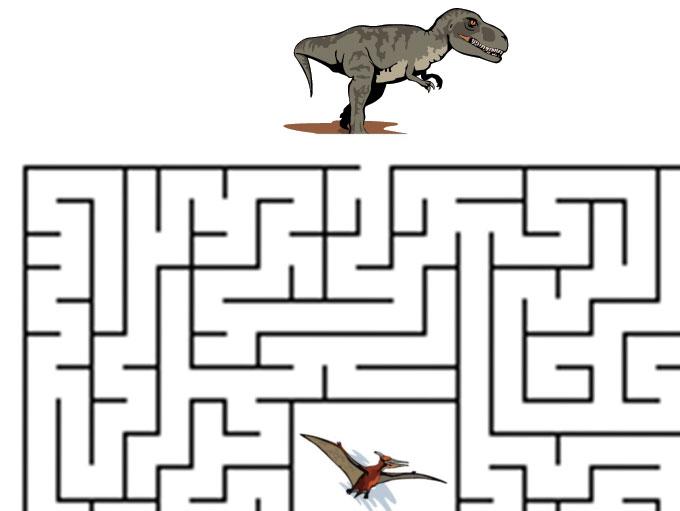 Cesta dinosaurů