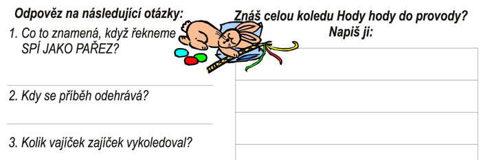 Čeština hrou: Zajucha