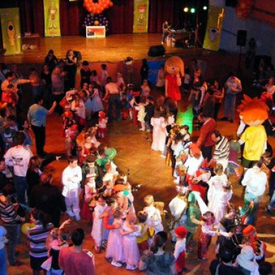 Dětský Minimax karneval
