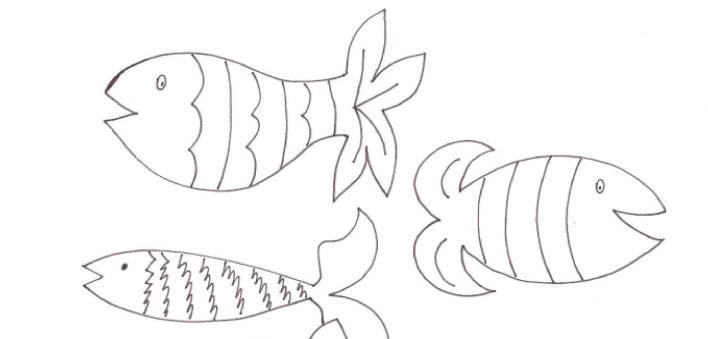 Omalovánka – mořské dno