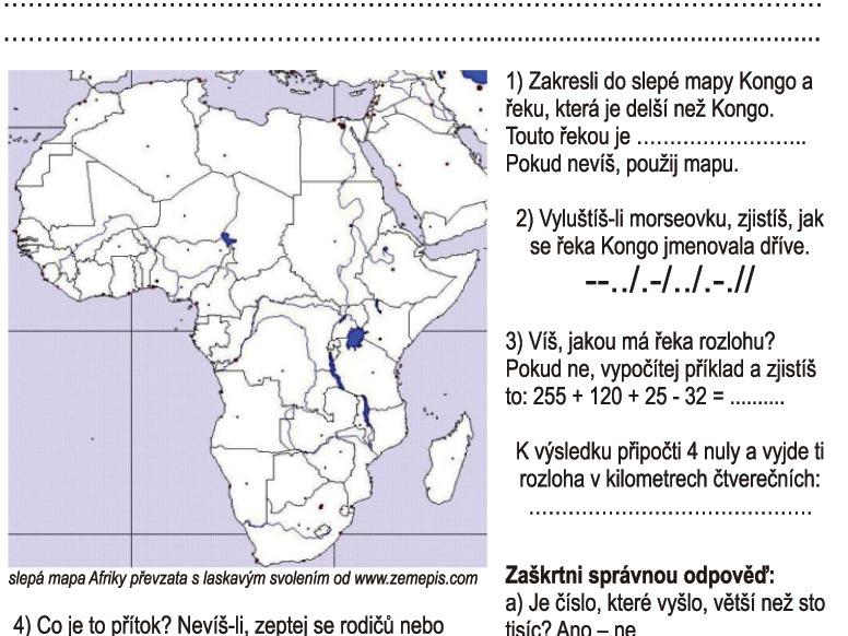 Nejznámější světové řeky: Kongo