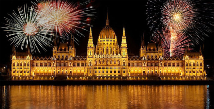 Štědrý den na maďarský způsob