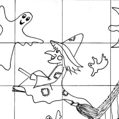 Puzzle – Halloween