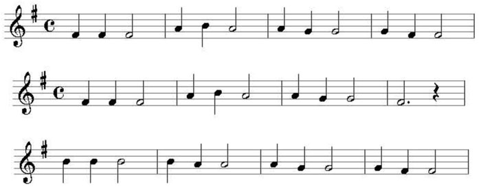Škola hry na zobcovou flétnu zdarma – LEKCE 27.