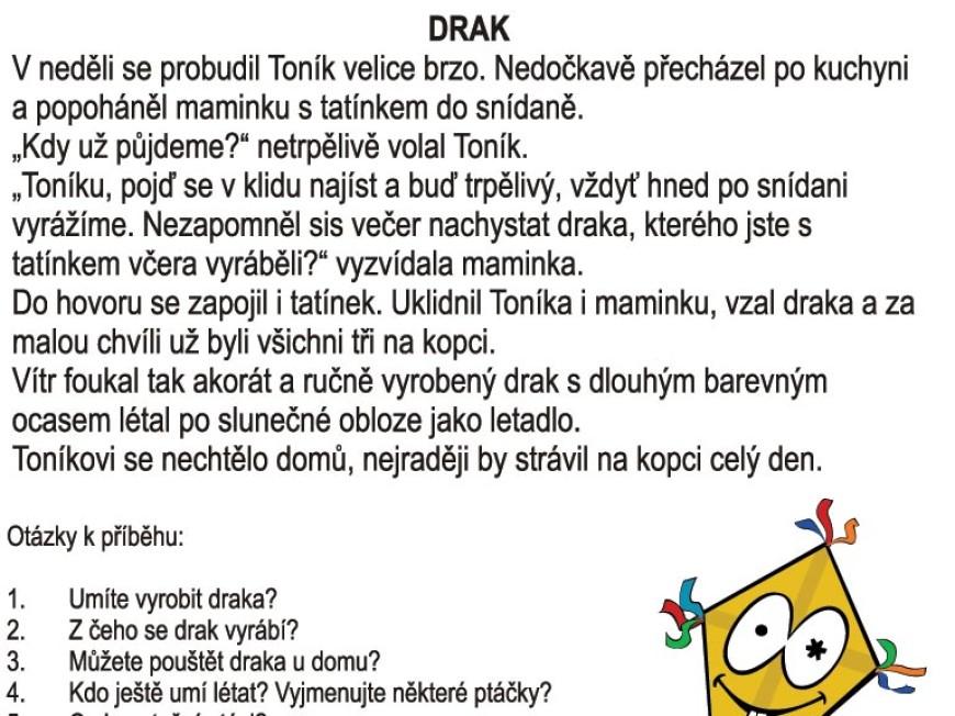 Toníkův rok: Drak