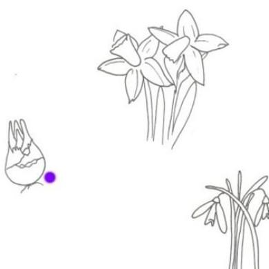 Hrajeme si s Beruškou: Jarní zahrádka