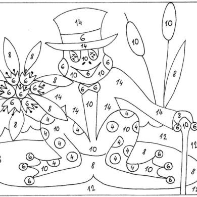 Ženich žabák – násobilka dvou