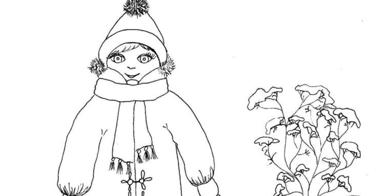 Angličtina pro děti – zima