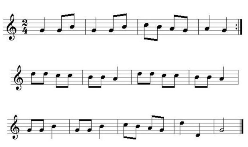 Škola hry na zobcovou flétnu zdarma – LEKCE 23.