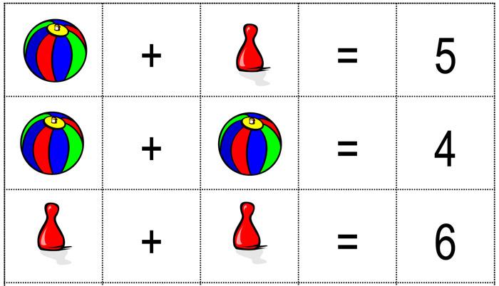 Algebrogram pro děti