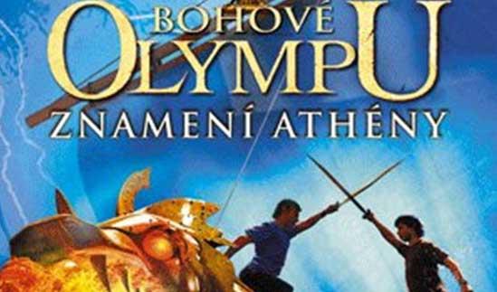 Bohové Olympu – Znamení Athény a Hádův chrám