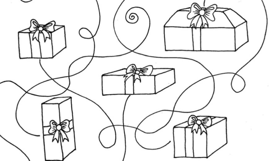 Bludiště – vánoční překvapení