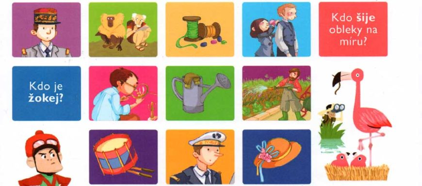 Encyklopedie Larousse – Kdo co dělá?