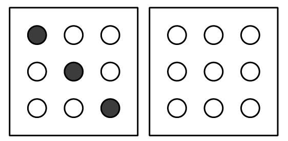 Sítě s puntíky – 1 + 5 pracovních listů