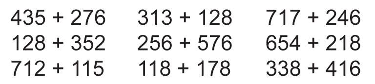 Početní osmisměrka – záhadné dvojčíslí