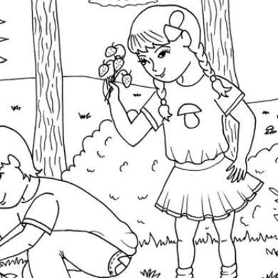 Houbaři a ukryté houby