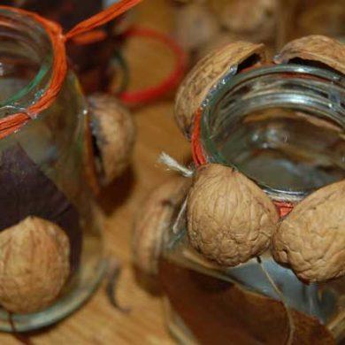 Lampičky pro podzimní náladu