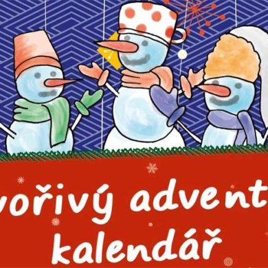 Irena Koukalová Uličná – Tvořivý adventní kalendář