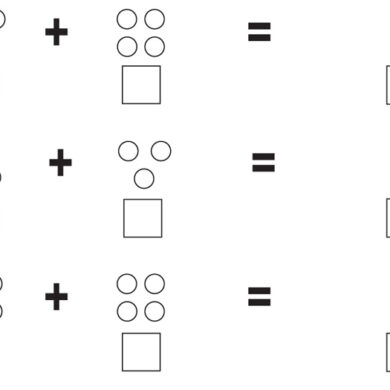 Počítání puntíků