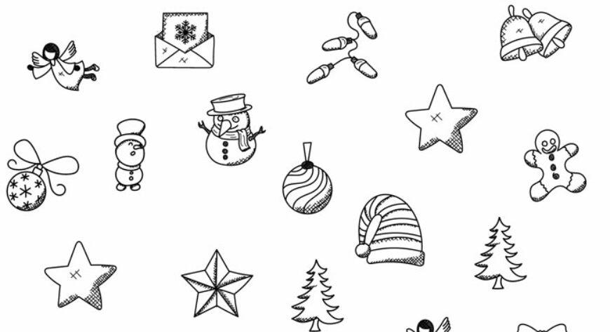 Vánoční hledání