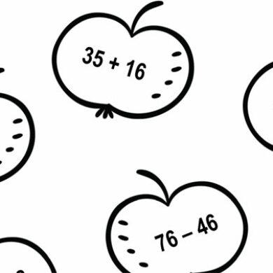 Počítání s jablky